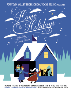 It's Time to Come Home for the Holidays with the FVHS Choirs