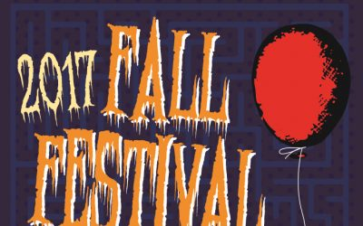 Announcing Our Fall Festival