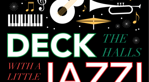 Holiday Jazz Concert – Dec. 9