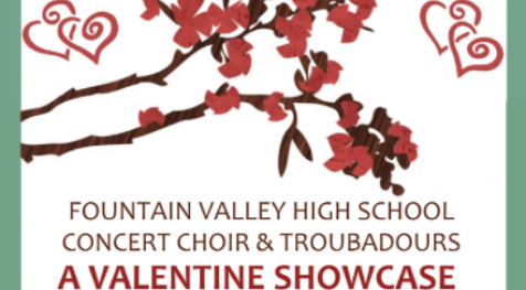 Valentine Showcase – A Lovely Way to Celebrate at FVHS