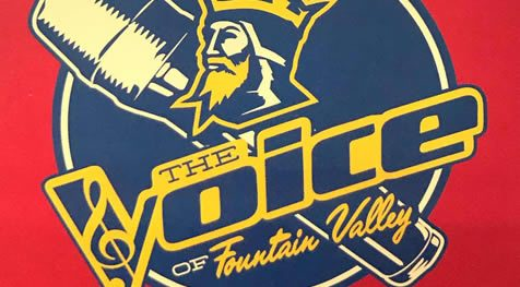Fountain Valley High School Vocal Music Program presents it's 4th annual…the VOICE of Fountain Valley